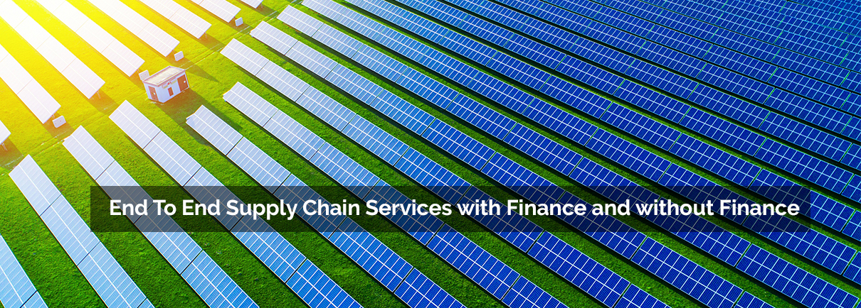 Solar Supply Chain Managers